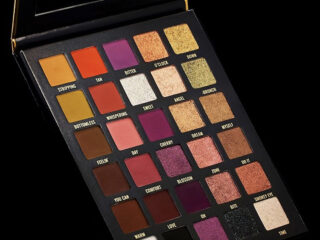 Sample Beauty The Equalizer Palette Volume II
