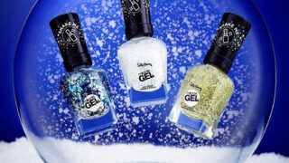 Sally Hansen Miracle Gel Snow Globe Shakers