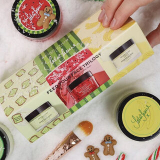 Revolution Skincare x Jake Jamie Feed Your Face Trilogy