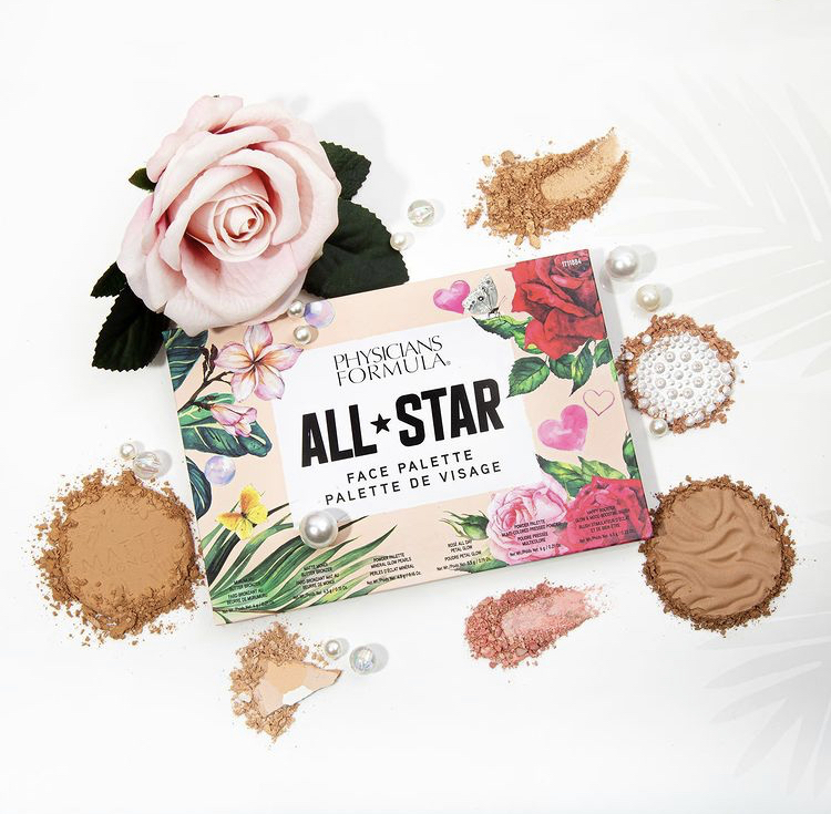 Physicians Formula All Star Face Palette