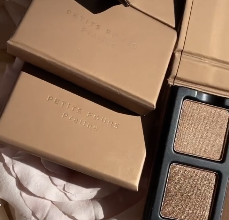 Viseart Petits Fours Eyeshadow Collection