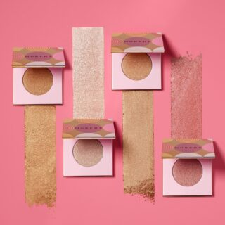 Morphe Eye & Face Shimmer Collection