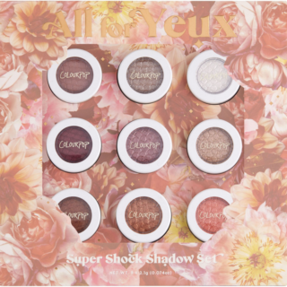 ColourPop All For Yeux Super Shock Shadow Vault