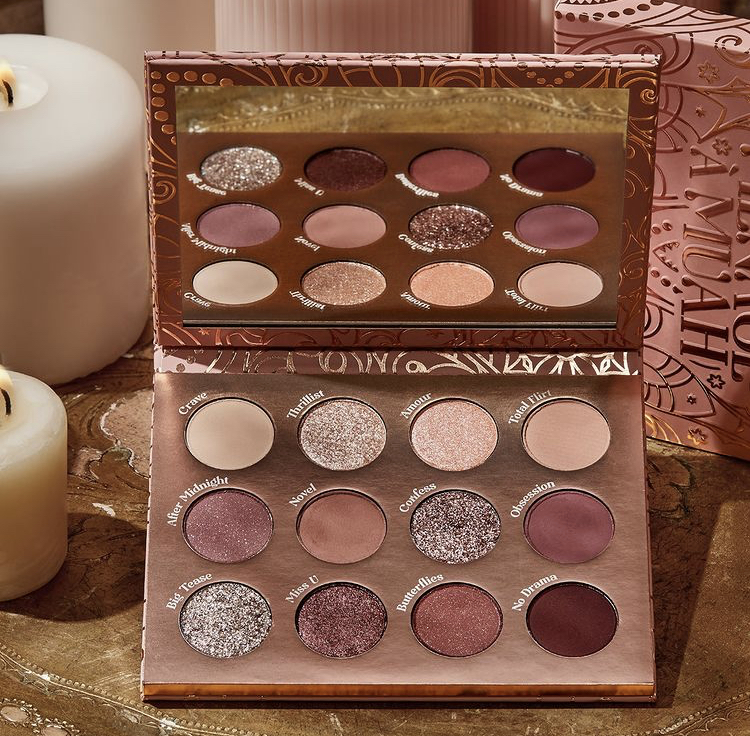 ColourPop Amoureux Holiday Collection 2020
