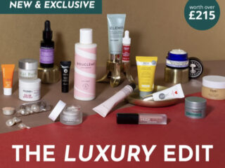 Feelunique The Luxury Edit Gift With Purchase 2020