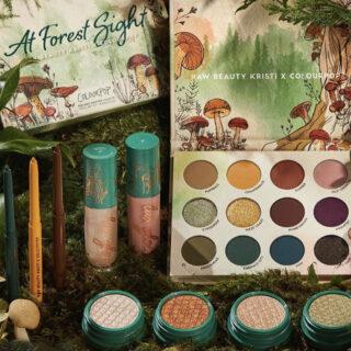 ColourPop x Raw Beauty Kristi Collaboration