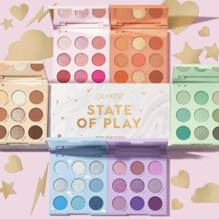 ColourPop State of Play Palette Vault