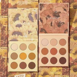 ColourPop Big Poppy Matte Shadow Palette