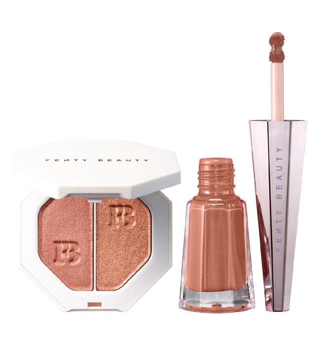 Fenty Beauty Stunna Lips & Killawatt Cheeks 2-Piece Lip & Face Set