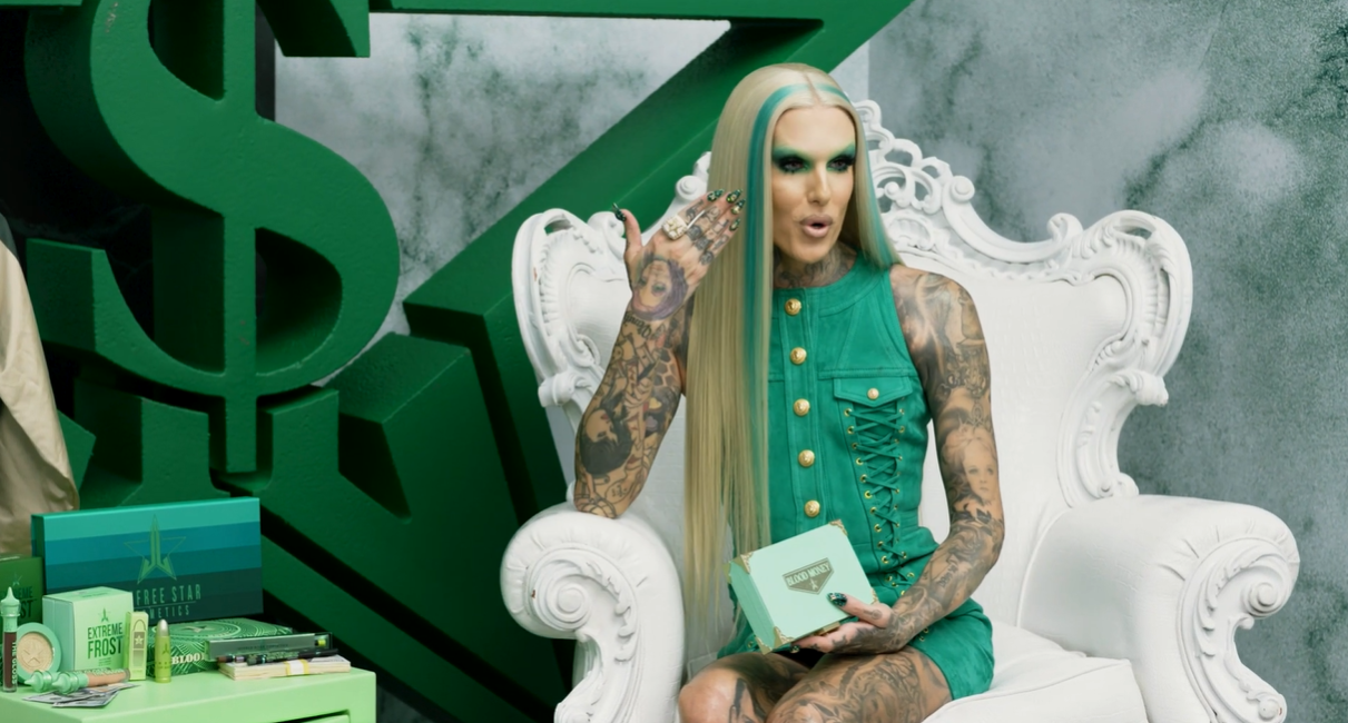 Jeffree Star Blood Money Palette Collection 2020 REVEAL! (2)