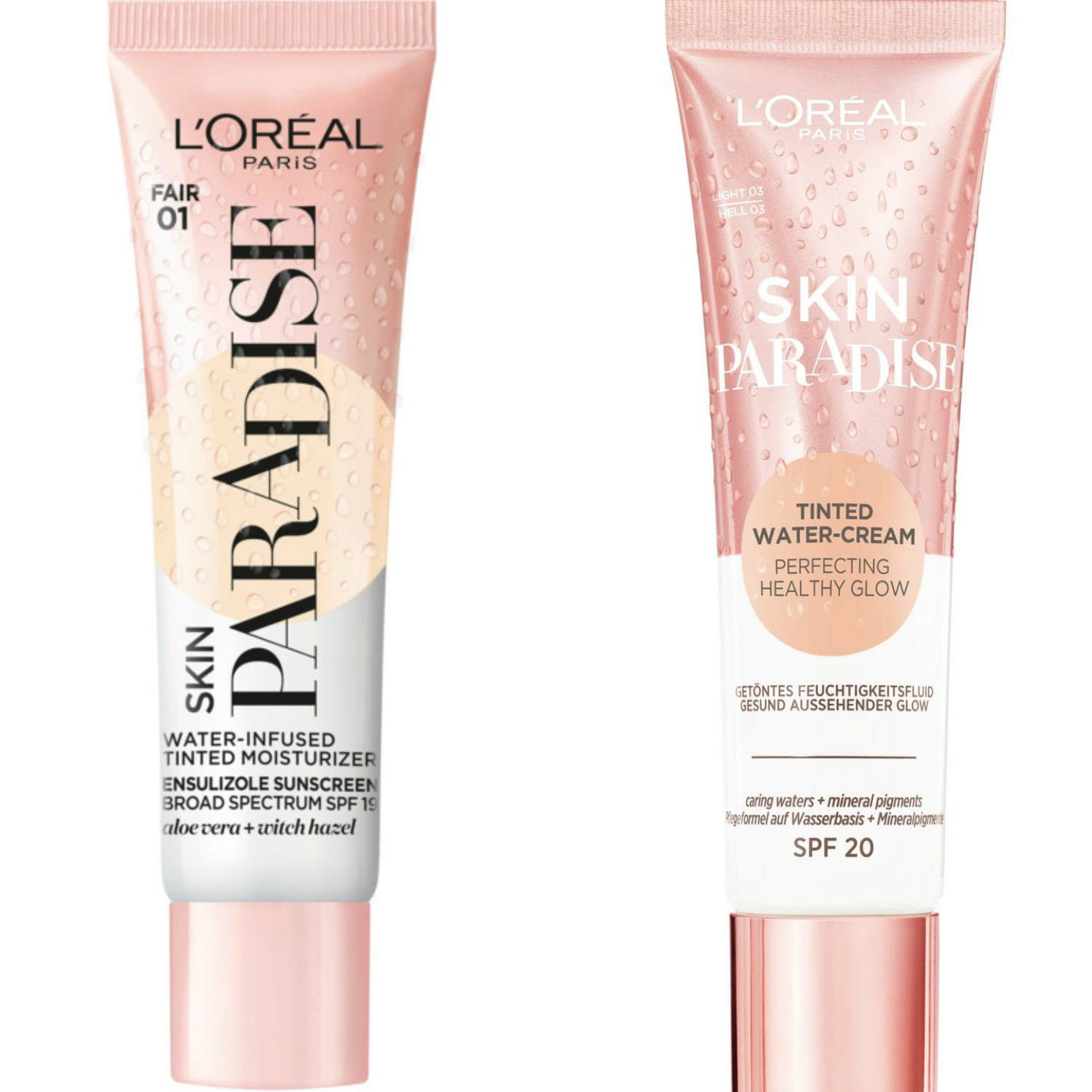 L'Oréal Skin Paradise Water Infused Tinted Moisturizer