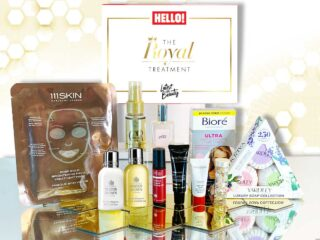 Latest In Beauty x Hello The Royal Treatment Beauty Box