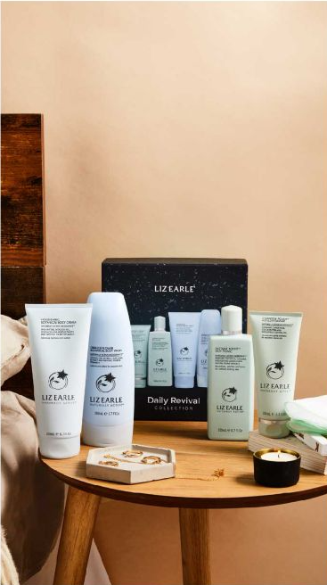 Liz Earle Daily Revival Collection