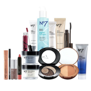 No7 Perfect Party Collection