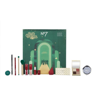 No7 Wizard of Oz 12 Days in Emerald City Beauty Calendar
