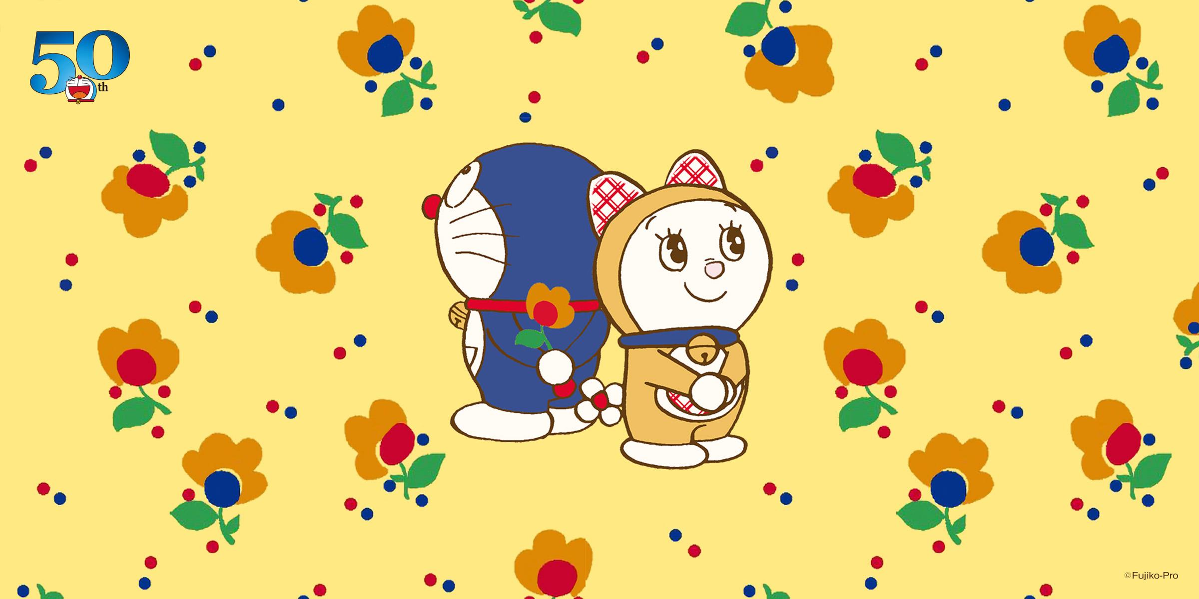Paul & Joe Doraemon and Dorami Makeup Collection