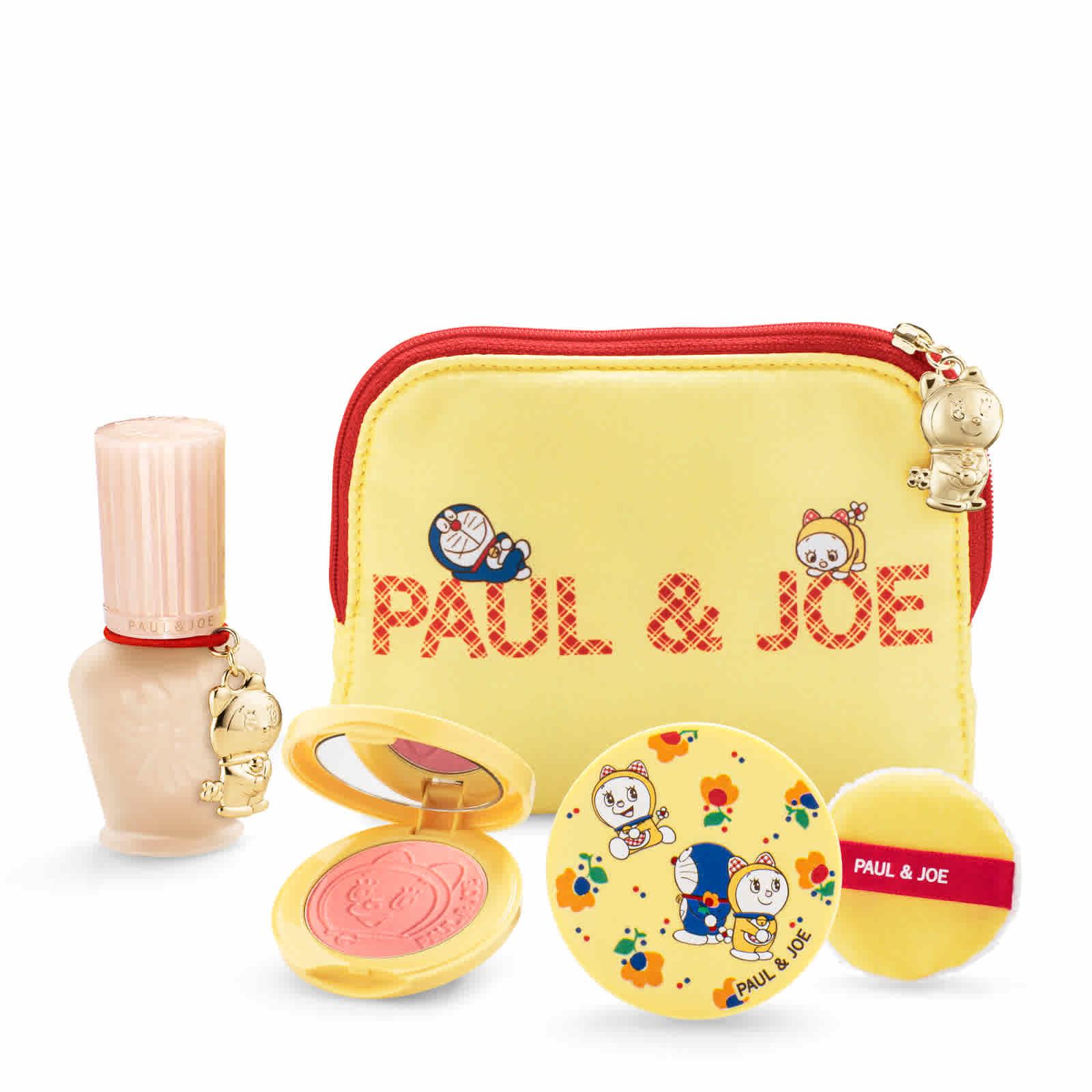 Paul Joe Doraemon And Dorami Makeup