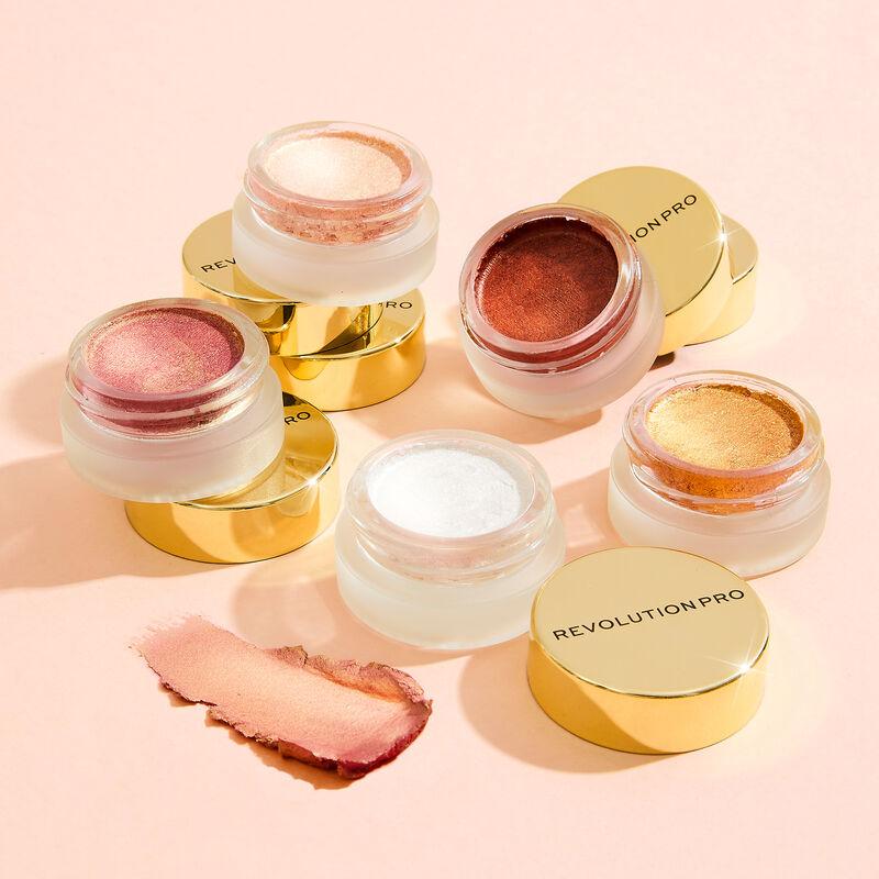 Revolution Pro Eye Lustre Cream Eyeshadow Collection