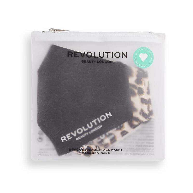Revolution Reusable Face Coverings