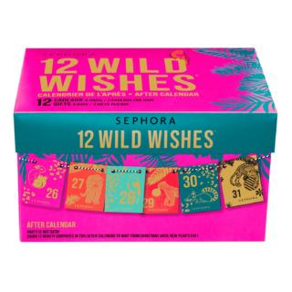 Sephora 12 Wild Wishes Advent Calendar