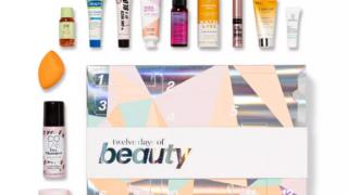 Target Twelve Days of Beauty Advent Calendar