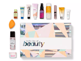 Target Twelve Days of Beauty Advent Calendar