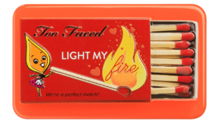Too Faced Light My Fire Eyeshadow Palette