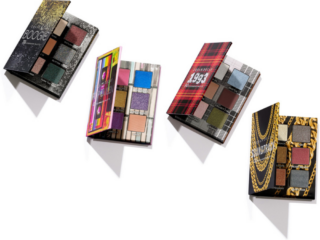 Urban Decay Decades Mini Eyeshadow Palette Collection