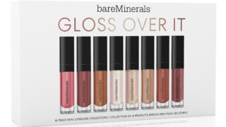 bareMinerals Gloss Over It Lipgloss Collection