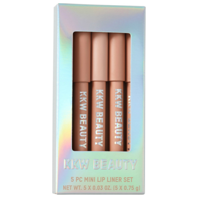 KKW Beauty Mini Lip Liner Set