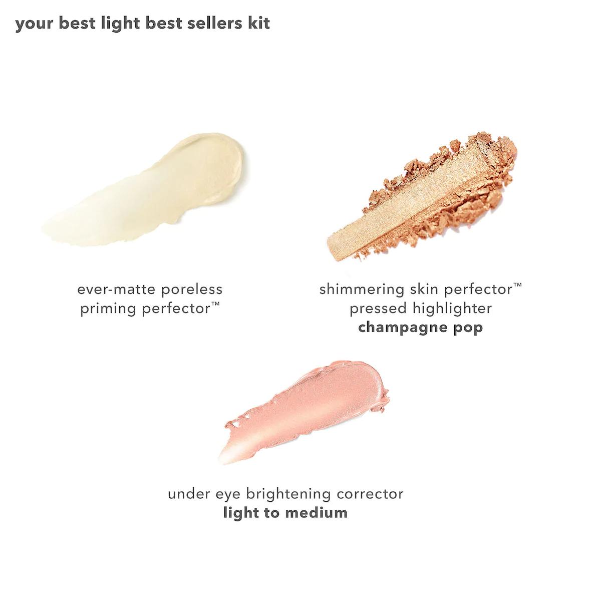 Becca Your Best Light Bestsellers Kit