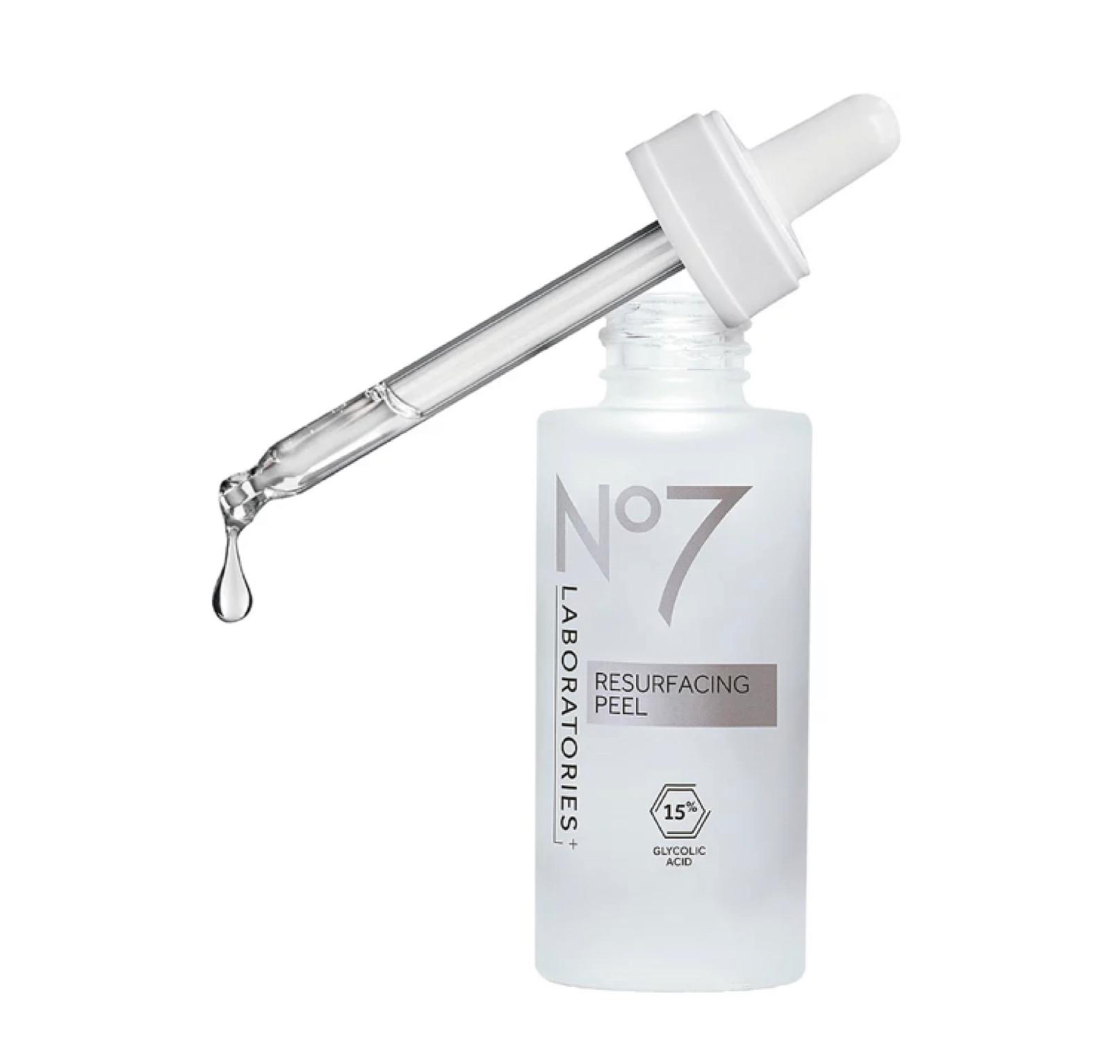 No7 Laboratories Resurfacing Peel 15% Glycolic Acid