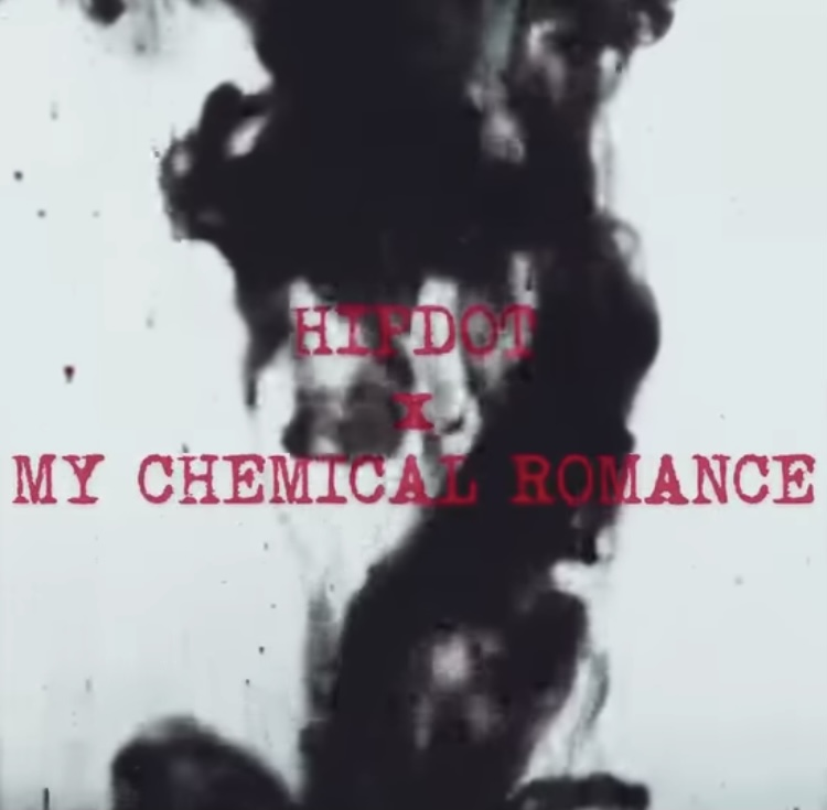 Hipdot x My Chemical Romance Collection