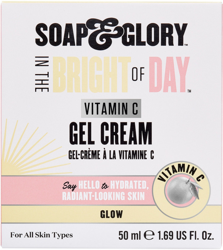 Soap & Glory In The Bright Of Day Vitamin C Gel Cream