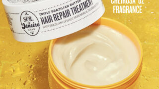 Sol de Janeiro Triple Brazilian Butter Hair Repair Treatment Mask