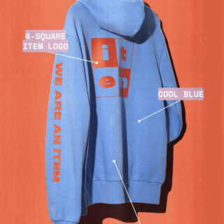 Item Beauty We Are An Item Hoodie