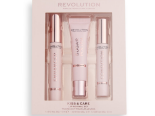 Revolution Kiss & Care Lip Revival Set