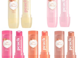 Too Faced Peach Bloom Color Blossoming Lip Balm