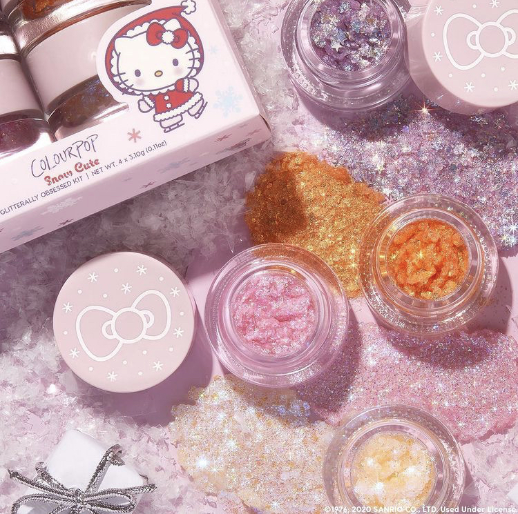 ColourPop x Hello Kitty and Friends Collection