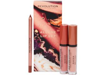 Revolution Allure Lip Set