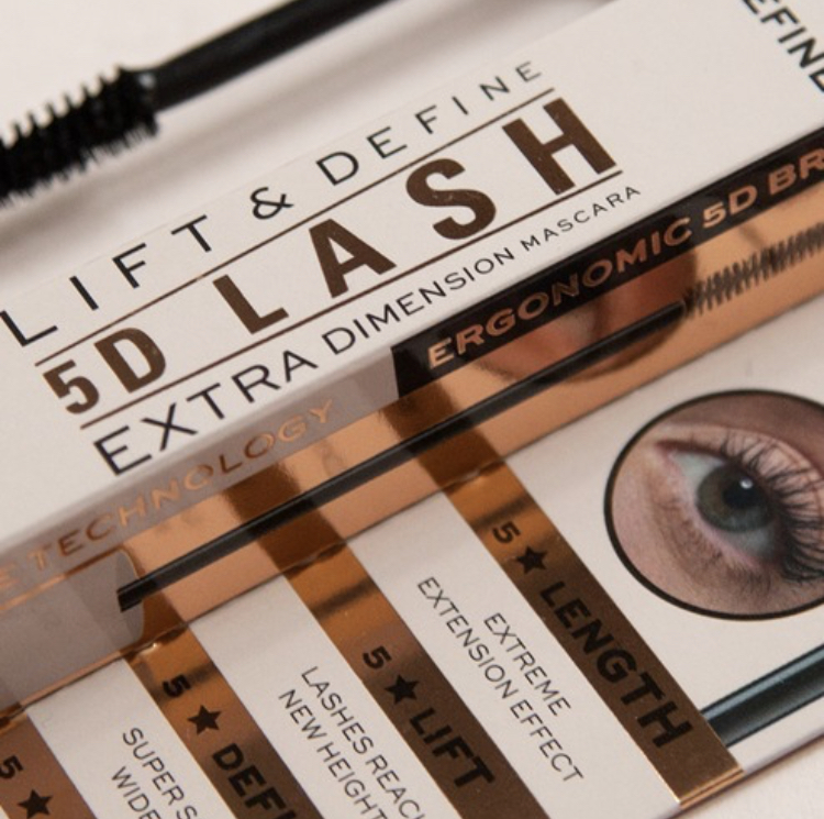 Revolution Lift & Define 5D Lash Extra Dimension Mascara