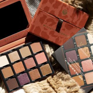 Viseart Minxette Etendu Eyeshadow Palette