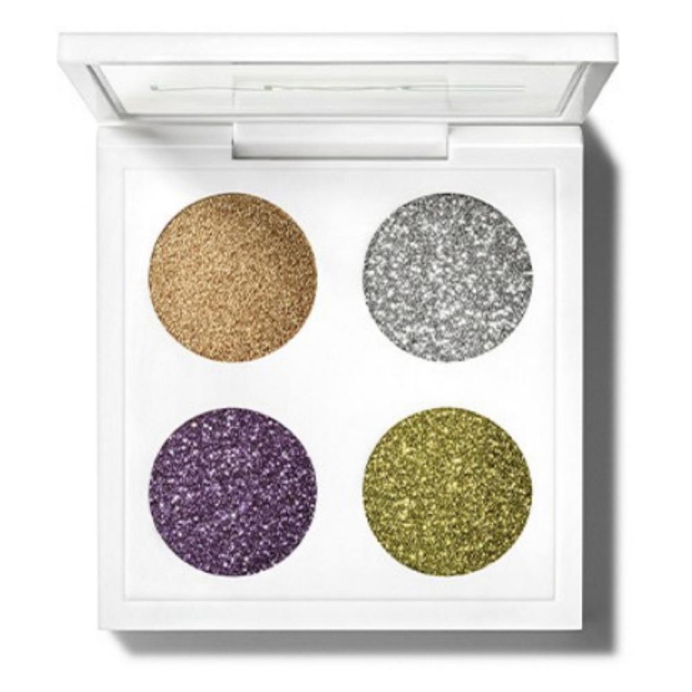 MAC BioBrilliant Glitter Eye Shadow Quad