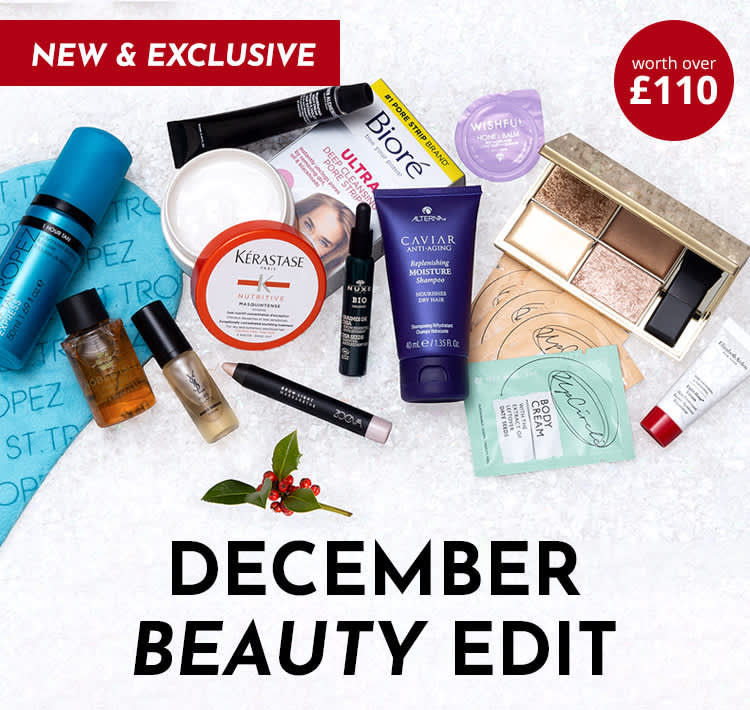 Feelunique December Beauty Edit GWP