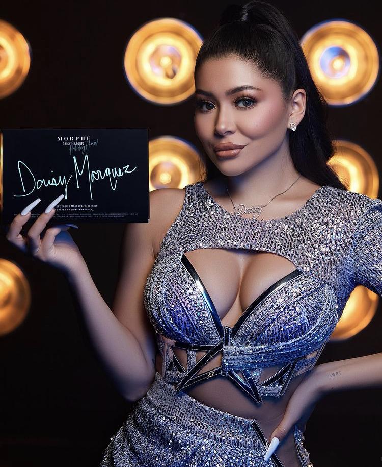 Morphe x Daisy Marquez Holiday Lash Haul