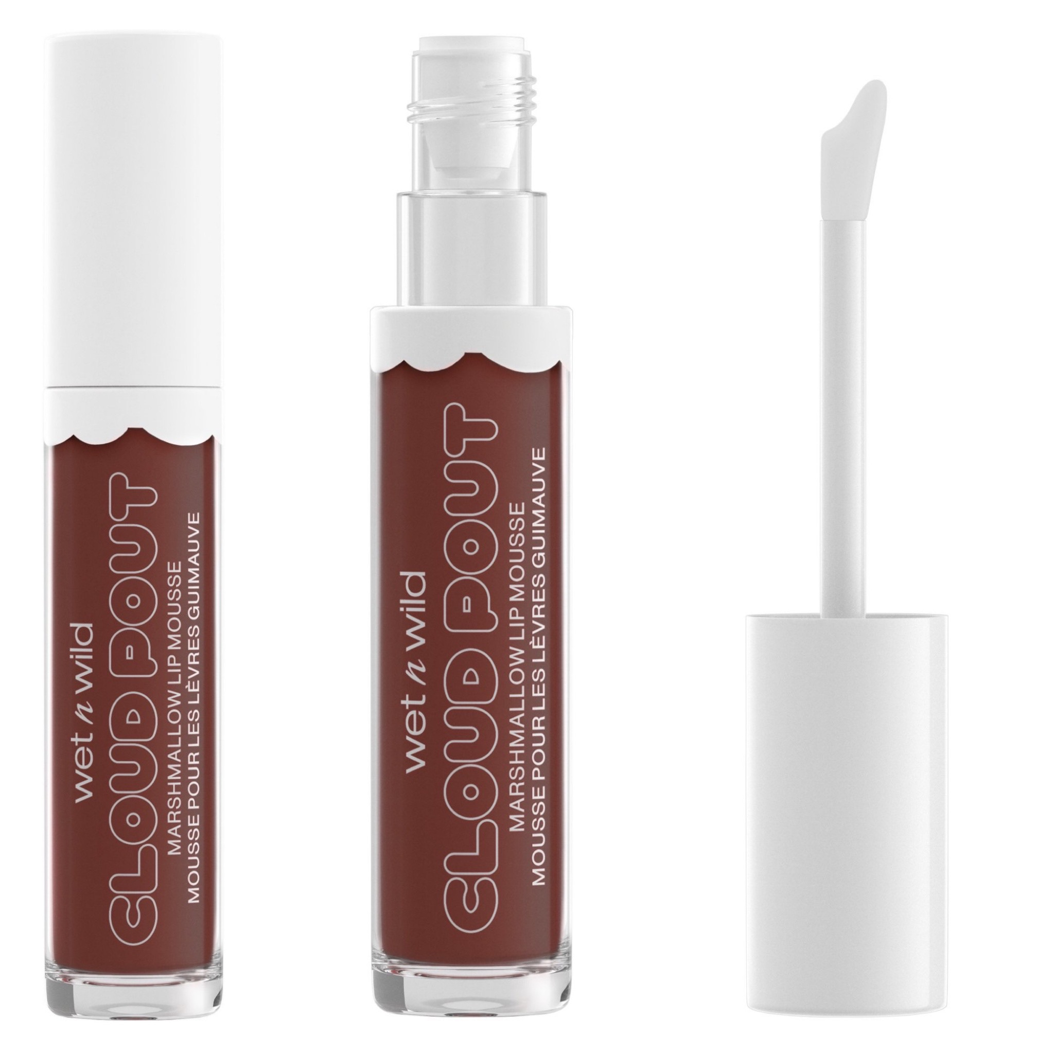 Wet n Wild Cloud Pout Marshmallow Lip Mousse