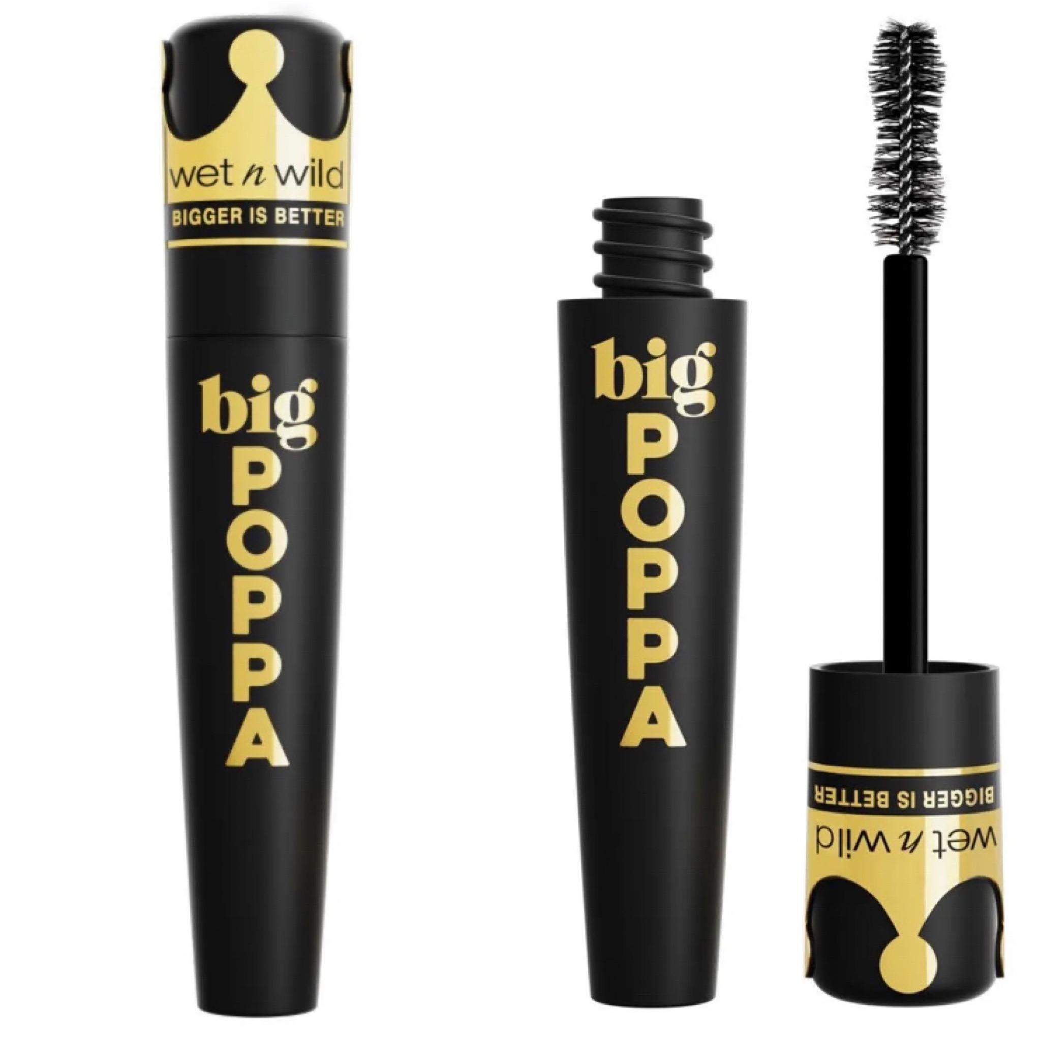 Wet n Wild Big Poppa Mascara