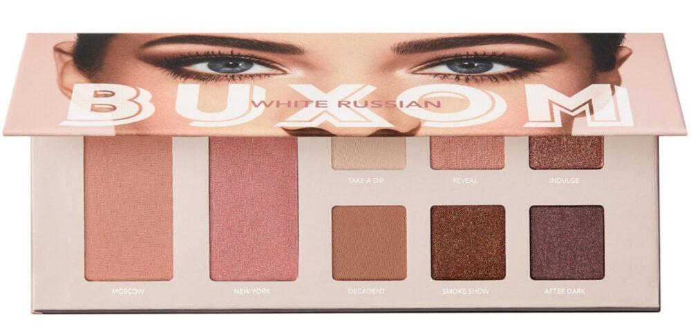 Buxom White Russian Cheek & Eye Palette
