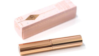 Charlotte Tilbury Pillow Talk Diamonds Lipstick Review and Swatches