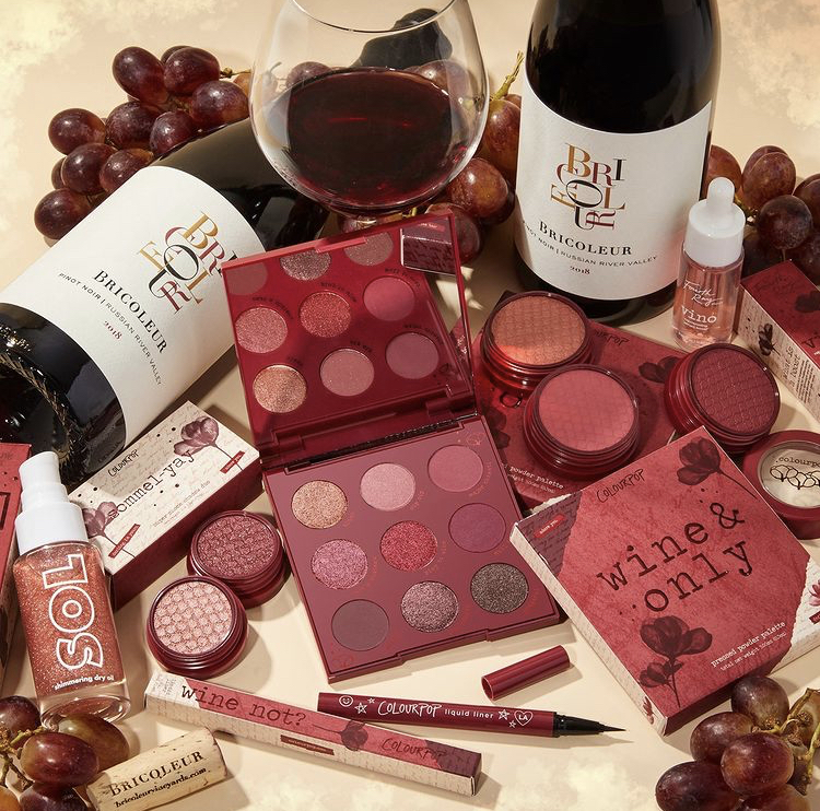 ColourPop Wine Collection Reveal!